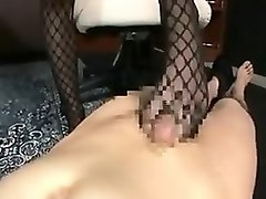 Ass, Stockings, Nuvid.com