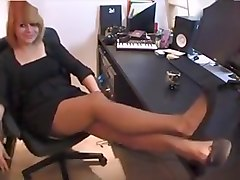 French, Stockings, French mistress piss slave, Txxx.com