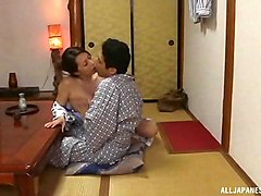 Maid, Virtual sex with hot japanese maid, Anyporn.com