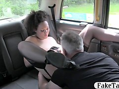 Bus, Babe, Stockings, Busty milf in stockings, Gotporn.com