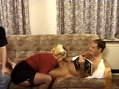 German, Milf, Milf gets fucked by the youg, Xhamster.com