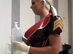 German, Strapon, German mistress pee in her slaves mouth, Txxx.com