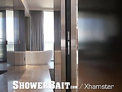 Shower, Seduced, Seduce teen, Xhamster.com