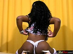 Black, Doll, Ass, Black big asses, Sunporno.com