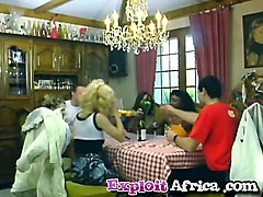 African, Whore, Party, Office party, Nuvid.com