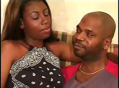 African, Black, Couple, African stockings, Gotporn.com
