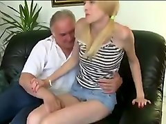 Old And Young, Old and young couple classic, Xhamster.com