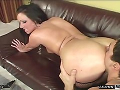 Bikini, Oil, Ass, Sarah big ass, Anyporn.com