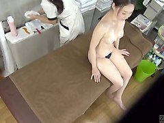 Lesbian, Massage, Oil, Japanese therapist spa oil massage sex, Txxx.com