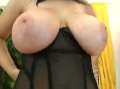 Stockings, Big Tits, Full fashionned stockings, Xhamster.com