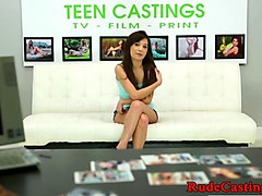 Casting, Rough, Teen, Casting teen first time fuck, Gotporn.com