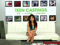 Casting, Rough, Teen, Casting teen orgasm screaming, Xhamster.com