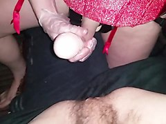 Wife, Femdom, Strapon, Cuckold husband strapon his wife, Xhamster.com