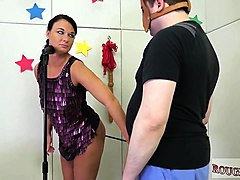Anal, Rough, Audition, The first time that the blood, Nuvid.com