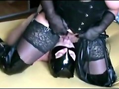 Boots, German, Stockings, German mistress domina, Xhamster.com