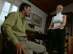 Office, Amazing nurse gets fucked in office, Drtuber.com