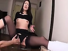 Stockings, Shemale and girl in stockings, Nuvid.com