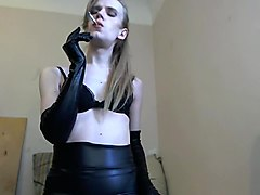 Fetish, Stockings, Shemale, Secretary stockings heels fetish, Hclips.com
