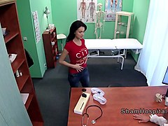 Doctor, Office, Caught, Caught wanking public, Gotporn.com