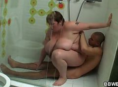 Riding, Shower, Shower head, Xhamster.com