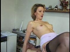 Anal, French, Milf, French mom, Xhamster.com