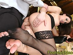 Fetish, Babe, Stockings, Shemale femdom stockings fetish, Gotporn.com