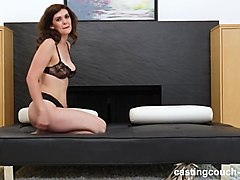 Casting, Black, White wife takes first black cock, Xhamster.com