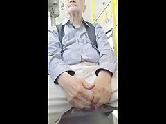 Bus, Grandpa, Turkish, Xhamster.com