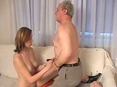 Old Man, Pretty and old man, Gotporn.com