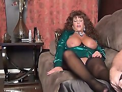Stockings, Redhead mature in stockings, Nuvid.com