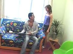 Couple, Creampie, Creampie audition, Gotporn.com