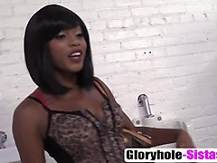 Ebony, Latin girl riding big black cock, Txxx.com