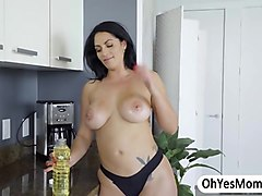 Milf, Threesome, Milf seducing girl, Txxx.com