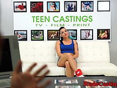 Casting, Teen, Tattoo, Casting mouth compilation, Gotporn.com