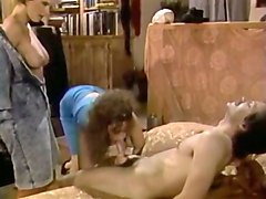 Babe, Milf, Threesome, Milf seduces her son for first anal, Mylust.com