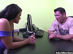 Audition, Handjob auditions, Anyporn.com