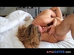Husband, Wife, Cheating, Caught by hotel maid, Anyporn.com
