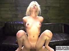 Teen, Strapon, Girl with strapon cums on guy, Nuvid.com