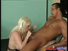 German, Secretary, Milf, Hot milf fuck her son, Drtuber.com