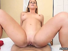 Blonde, Threesome, Real family mother father daughter threesome, Nuvid.com