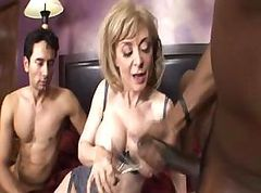Stockings, Milf, Mom stockings anal abuse, Drtuber.com