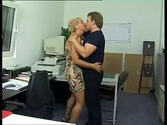 Anal, Office, German, German mature gangbang, Xhamster.com