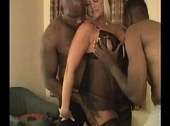 Blonde, Gangbang, Wife, Dogging wife, Xhamster.com
