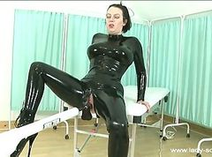 Latex, Pierced latex, Gotporn.com
