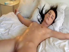 Beauty, Orgasm, Tied, Tied bench, Xhamster.com
