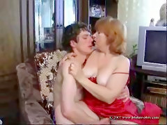 Russian, Matur and boy, Xhamster.com