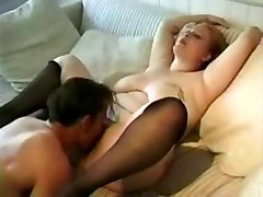Teen, Stockings, Face sitting in stockings, Xhamster.com