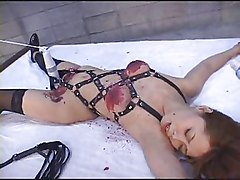 Tied, Dildo, Japanese women tied and being molested, Xhamster.com