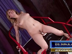 Sybian, Strict master, Tube8.com