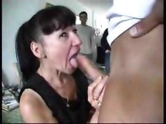 French, Gangbang, French mature nina, Gotporn.com